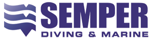 Semper Dive Logo